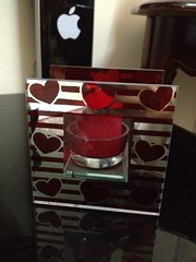 candle holder (Donia_designer) Tags: strawberry candle gift holder   redhearts     muharrak