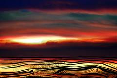 descampado | 2012 (araujovisual) Tags: sunset sky art ink canon atardecer landscapes arte graphic cielo grfica troposphere araujovisual carloseduardoaraujo tropsfera