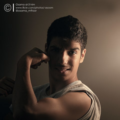 :) (AsooM photographer) Tags: light portrait muscles photographer muscle professional puma      asoom