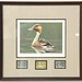 127. 1986-1987 Federal Duck Stamp & Artist Signed Print