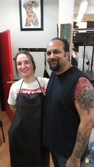 "Me and Angel; the tattoo prom picture • <a style=""font-size:0.8em;"" href=""http://www.flickr.com/photos/35049136@N08/8165863018/"" target=""_blank"">View on Flickr</a>"