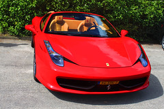 Ferrari 458 Spider (automobile.photographics) Tags: new paris milan rome berlin london amsterdam speed canon underground mercedes nice italian geneva garage extreme capital wheels ferrari lausanne photographs porsche stunning 1855mm gt schiphol lamborghini luxury exclusive supercar bentley brandnew supercars italiano gts gtr 500d carspotting ferrarienzo ferrarif50 ferrarif40 exclusivity polarizationfilter flickrcars ferrarispider extremecar ferrarired worldcars flickraward canoneos500d exclusivecars stunningcar ferrarif60 ferrarimonaco ferrarituning ferrari458italia exclusivecar beautifulferrari carsspotting ferrari458spider ferrarif70 ferrari458montecarlo exclusiveautophotograpic