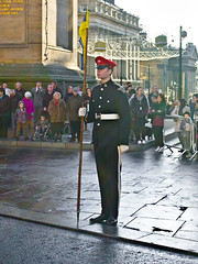 Newcastle Upon Tyne. Remembrance day parade 11-11-12. (CWhatPhotos) Tags: newcastle upon tyne 111112 soldier remember remembrance dat parade people city centre photograph with picture pictures photo photos image images foto fotos that have which contain olympus epl1 1442mm cwhatphotos 2012 day armed forces flickr