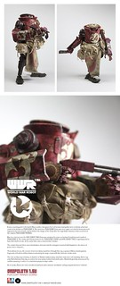 threeA - WWR 系列 Dropcloth 1.5U - Peaceday