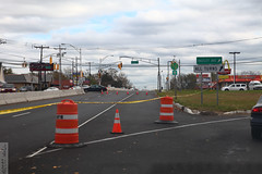 No Signal (wmliu) Tags: new storm us sandy hurricane nj blocked jersey tropical intersection wmliu