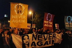 Never Again (Keith Mac Uidhir 김채윤 (Thanks for 4.5m views)) Tags: november ireland light dublin irish woman baby india news black galway luz church yellow night hospital death march women october memorial university catholic candle state indian birth fine protest right x irland case womens abortion tragedy rights gael law vote tragic anti vigil secular luce prolife irlanda prochoice irlande lucinda creighton antiabortion foetus miscarriage ierland irska legislation termination irlandia savita lirlanda irsko アイルランド airija irlanti 아일랜드 iirimaa írország legislate ирландия ιρλανδίασ halappanavar savitahalappanavar डबलिन