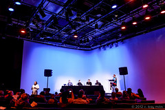 Behind the Scenes: The Future of Music (Apollo Theater Education Program) Tags: nyc usa newyork theatre harlem manhattan stage location indoors event workshop educational subjects thebigapple paneldiscussion apollotheatre