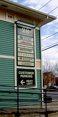 Exterior Commercial Directory Sign