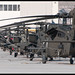 Apache's and Blackhawk's as far as the eye can see!