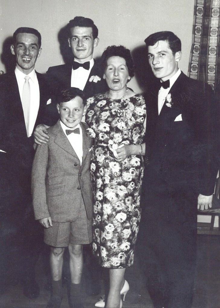Murray Family, 1964