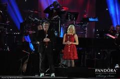 Chip Davis and Megan Hilty
