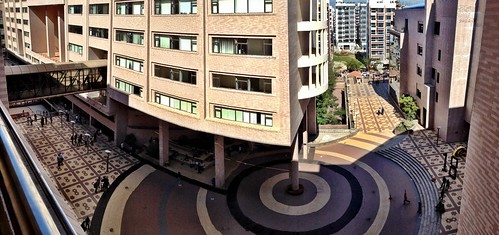 HDR Panorama of NSU Plaza