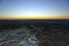 Hot & Cold (D/\ZZ/\) Tags: rock golden glow heather derbyshire horizon edge 7d curbar