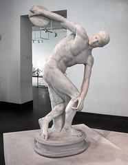 Myron, Discobolus (old installation)
