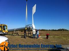 Aztec10KWWindTurbine (Weknow Technologies Inc - Wind & Solar) Tags: windturbine windturbines windturbinegenerator verticalwindturbine windturbineblade verticalaxiswindturbine windturbinepower smallwindturbine homewindturbine residentialwindturbine windturbinemodel smallwindturbinetaxcredit solarwindturbine windturbinecost windturbinekw aztecrenewableenergy weknowtechnologiesinc