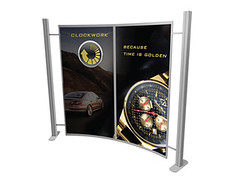 Portable 2 Panel (Impact Signs UK) Tags: exhibition tradeshow receptionarea exhibitiongraphics portablebanner portablestand
