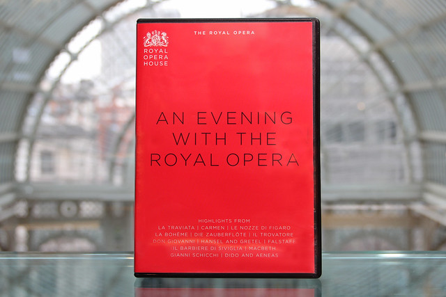 An Evening with The Royal Opera DVD, available from the Royal Opera House Shop