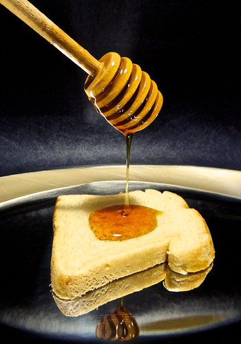 Il Miele... (rospex) macro dolce miele