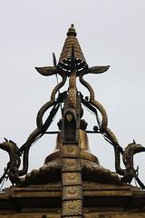 Patan views (10b travelling) Tags: charity nepal bronze temple earthquake asia decoration disaster kathmandu himalaya patan himalayas templo goldentemple himalayan tempel 2010 catastrophe nepali southasia carstentenbrink iptcbasic
