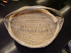 "completed twisted paper weaver basket • <a style=""font-size:0.8em;"" href=""http://www.flickr.com/photos/90497003@N03/8238753145/"" target=""_blank"">View on Flickr</a>"