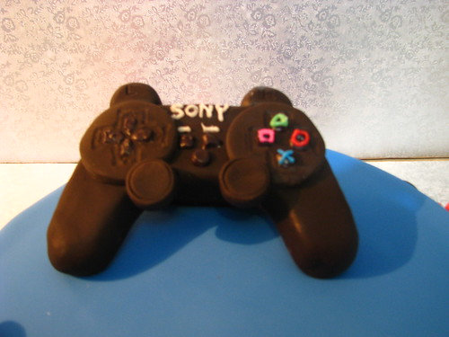PS3 Controller- modeling chocolate