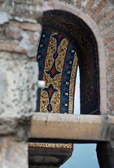 Mosaic Details (A0288) (C-Dals) Tags: church tile nikon mosaic athens greece nikkor 70300mmf4556gvr d5100 trip2012 panaghiaromvi