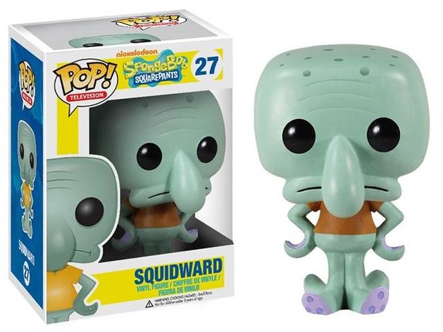 Pop! Television: 海綿寶寶系列玩偶