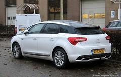 Citron DS5 2.0i Hybrid 2012 (XBXG) Tags: auto france netherlands car amsterdam french automobile nederland citron voiture hybrid paysbas 2012 ds5 franaise 20i citronds5