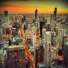 หากย้อนไปมองดู เมื่อครั้งวันวาน และมองชีวิตวันนั้น เป็นนกตัวหนึ่งที่เริ่มบิน เพียงอยากไปเจอขอบฟ้า มุ่งตรงไปตามที่เห็น แม้ยากเย็นยังไงเพียงไหน...ไม่หวั่น #chicago #illinois #usa @j_justin_s @wantyox