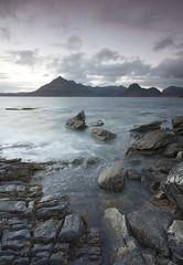 Elgol beach (cappuccino289) Tags: sea skye scotland elgol cuilins