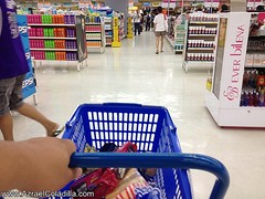 Shopping day with wife at SM Supermarket and Watson