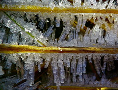 Frozen world (fxdx) Tags: world macro ice nature frozen crystal