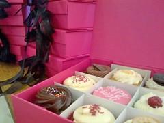 Diwali Cupcakes & Presentation Boxes