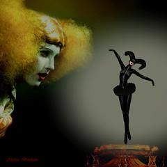 BALLERINA (Alethia Bonham) Tags: ezura