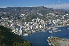 Atami City (peaceful-jp-scenery) Tags: landscape cityscape minolta sony  atami amount   powerzoom dslra900 900 af35200mmxif4556
