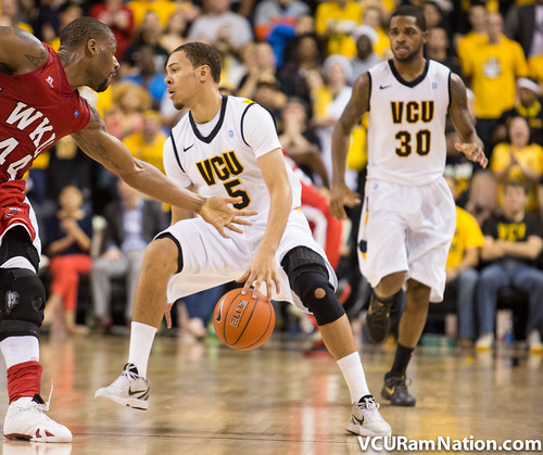 VCU Defeats WKU