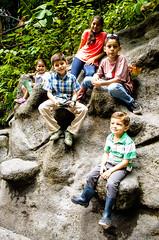 DSC_0819 (errolviquez) Tags: familia hijos paseos costa rica bela ja naturaleza catarata sobrinos