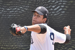 20160714_Hagerty-249 (lakelandlocal) Tags: baseball florida gulfcoastleague lakeland minorleague ovalles rookie tigers tigertown