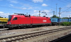 OBB 1116-057 (rommelbouwer) Tags: bb 1116057