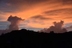 Orange sky (afagen) Tags: virginia pembroke mountainlakelodge inn hotel sunset dusk cloud orange favorite