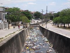 Esgoto - Cachoeira