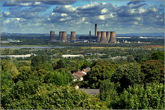 Fiddlers Ferry Power Station 26th August 2016 (Cassini2008) Tags: runcorn cheshire fiddlersferrypowerstation