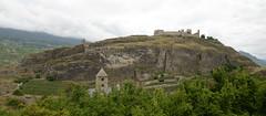 Chteau de Tourbillon (nicnac1000) Tags: switzerland sion valais medieval chteaudetourbillon tourbillion castle fort fortress swiss