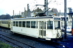 Slide 071-16 (Steve Guess) Tags: tram tramway streetcar strassenbahn strasenbahn трамвай belgium belgique belgien belgië бельгия flanders flandre flandern фландрия nmvb sncv vicinal oostende ostend