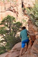 GEM_2988 (Gregg Montesi) Tags: zion national park angels landing