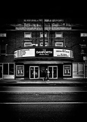 The Danforth Music Hall Toronto Canada No 1 (thelearningcurvedotca) Tags: briancarson canada canadian danforthmusichall ontario thelearningcurvephotography toronto architecture art arts background blackandwhite brick building city classic culture decor design doors doorway entrance environment exterior facade famous foto geometric glass gothic historic icon landmark light lines monochrome monument old outdoors pattern perspective photo photograph photography stone street structure texture theater theatre urban venue wall window wwwthelearningcurveca absolutearchitecture bwartaward bwmaniacv2 bej blackwhitephotos blackandwhiteonly blogtophoto bwemotions cans2s discoveryphotos iamcanadian linescurves noiretblanc torontoist true2bw yourphototips