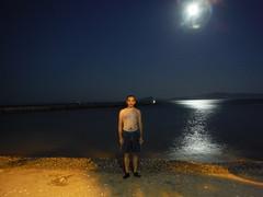 DSCF0340 (iboman) Tags: datça mehtap full moon