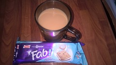 Tea and biscuits (ShaluSharmaBihar) Tags: tea biscuit biscuits snacks snack snacking time eat eating chai