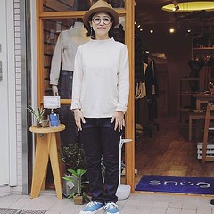 August 28, 2016 at 06:11PM (audience_jp) Tags: shop style  tokyo   sung casual  audience   japan  fashion