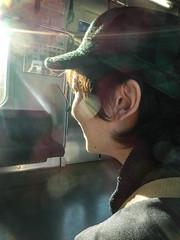 JJ Abrams Train Ride (tschundler) Tags: kawaguchishi saitamaken japan jp